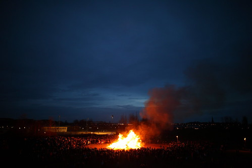 2027 By the bonfire at Walpurgis Night