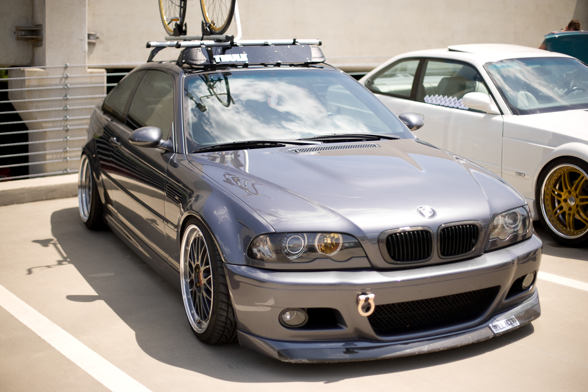 Show me your roof rack!