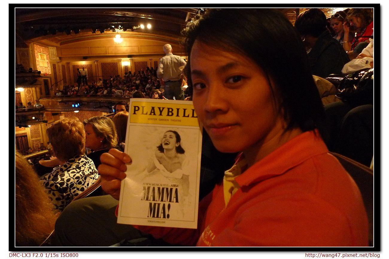 2010美西美東14日-4/8 在紐約的第三天-Broadway Show初體驗 @ 47的閑言賢語‧愛貓愛旅行 :: 痞客邦