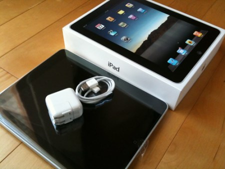 iPad 16GB WiFi 個人輸入