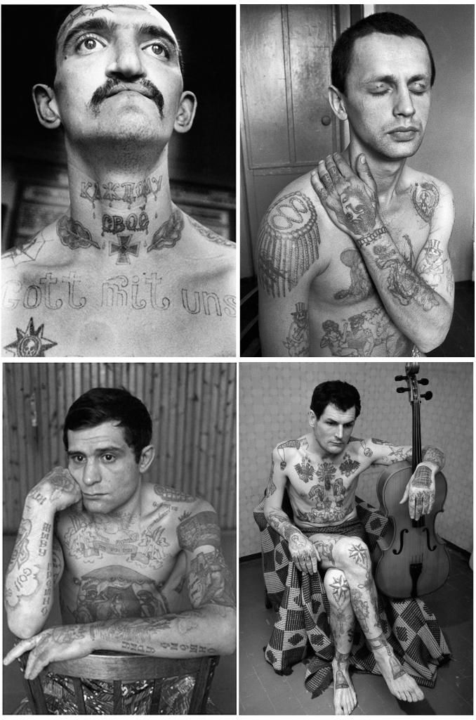 Tags:Russian Mafia Tattoos Posted in Entulho, Imagens Paradas
