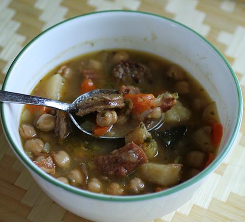 Garbanzo-Bean-Soup
