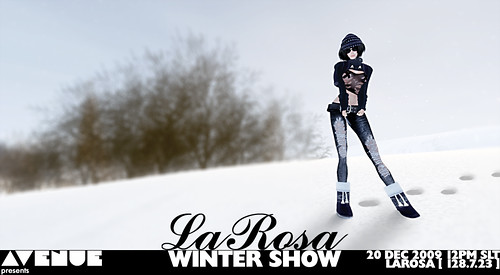 AVENUE Models :: LaRosa Winter Show