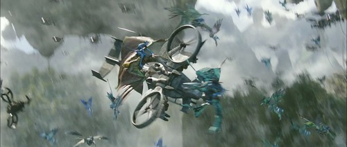 Avatar - Air Battle - Sky 1
