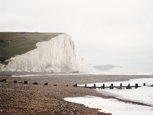Seven sisters cliffs image by ben patio, reproduced under CC licence