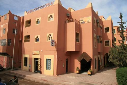Hotel Amlal - Nice Cheap Hotel Ouarzazate