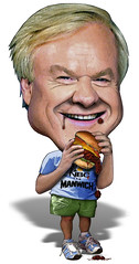 Chris Matthews, Chewing the news
