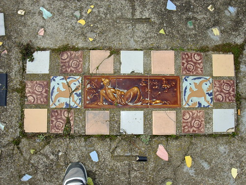 Renaissance Sidewalk Art of 33rd Ave. 2