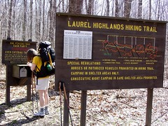 Laurel Highlands Trail