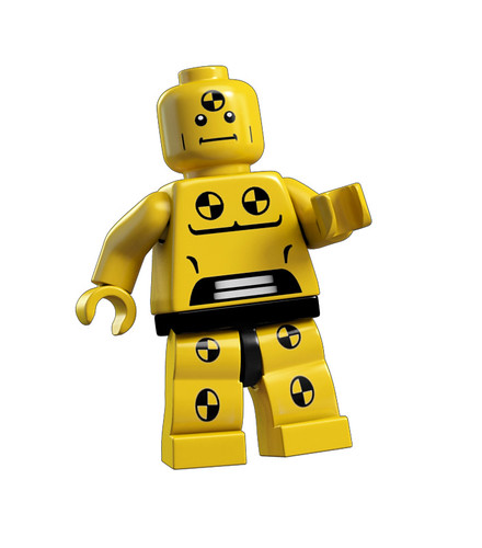8683 Minifigures Dummy