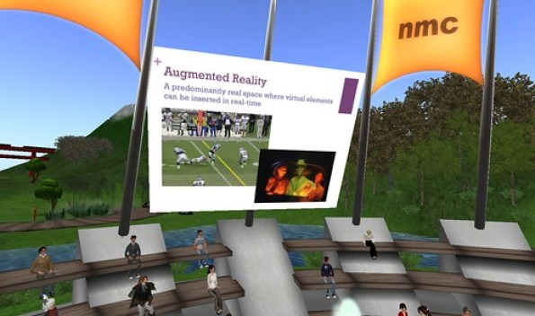 Augmented Reality in the Classroom - NML Presentation by Craig Knapp
