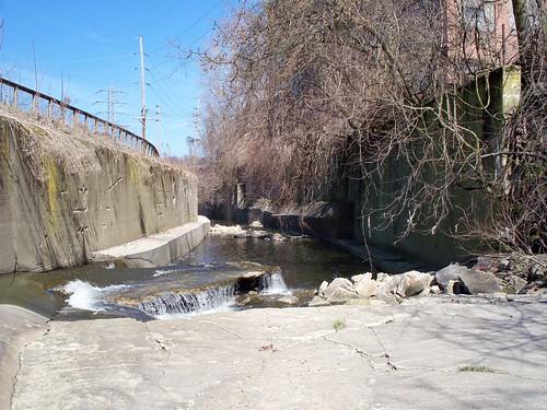 Ohio & Erie Canal - Cascade Locks