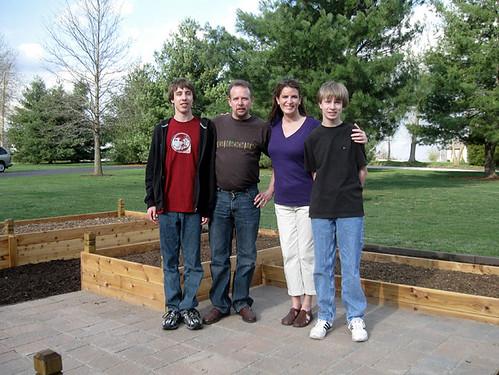 Family April 2010