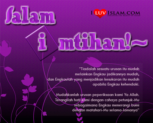 Doa kami untuk semua!