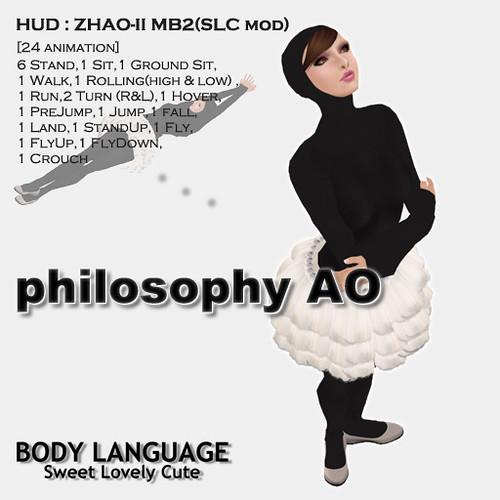 philosophy AO set