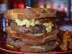 Crazy Stack Burger