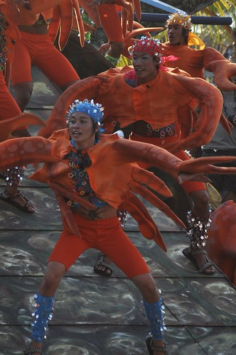 Kasag Festival Banate Iloilo