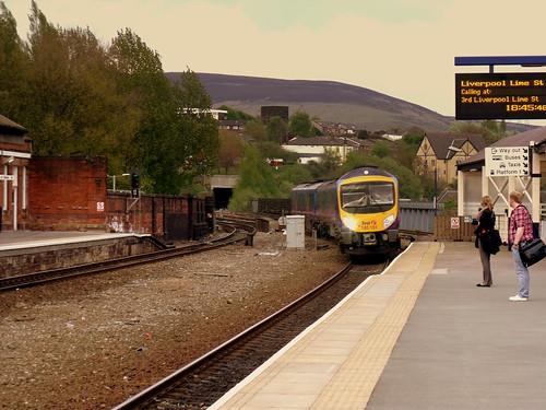 Stalybridge Railway Station