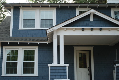 Indiana Project Exterior Paint Color 3 The Estate Of