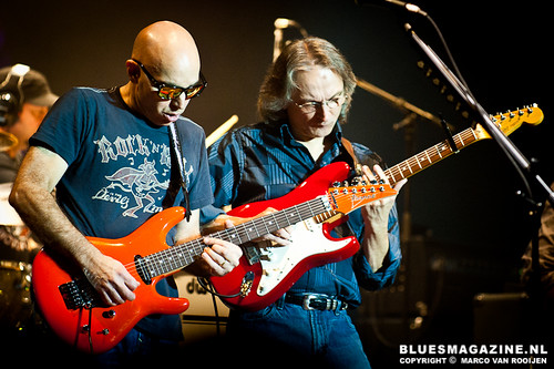 Guitar Night 2010 : Joe Satriani, Sonny Landreth and Davy Knowles