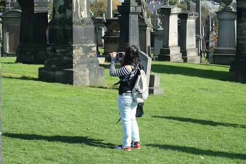 20090920 Glasgow 10 Glasgow Necropolis 61