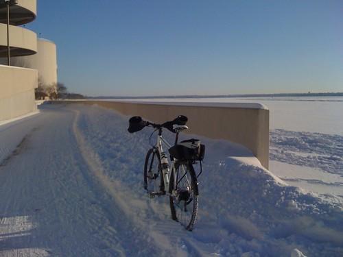 Bike Path Ahoy!