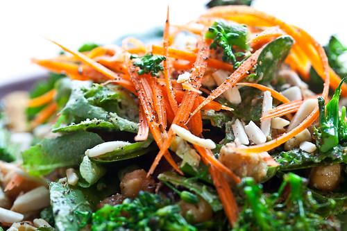Wasabi Advocado Salad