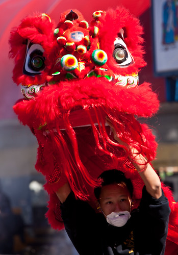 Chinese New Year 2010 - Lion Dance