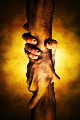 Hands By Dennis Morren