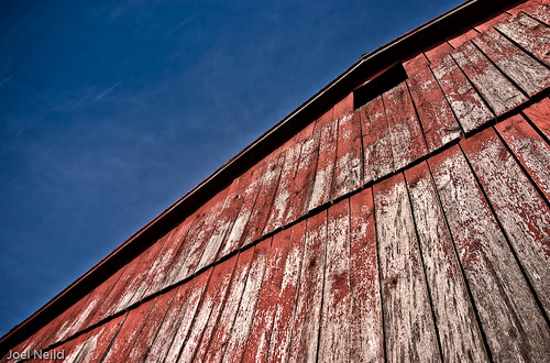 Side of a Barn
