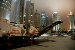 上海Underconstruction