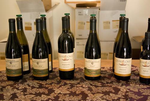 Santa Cruz Mountain Winery
