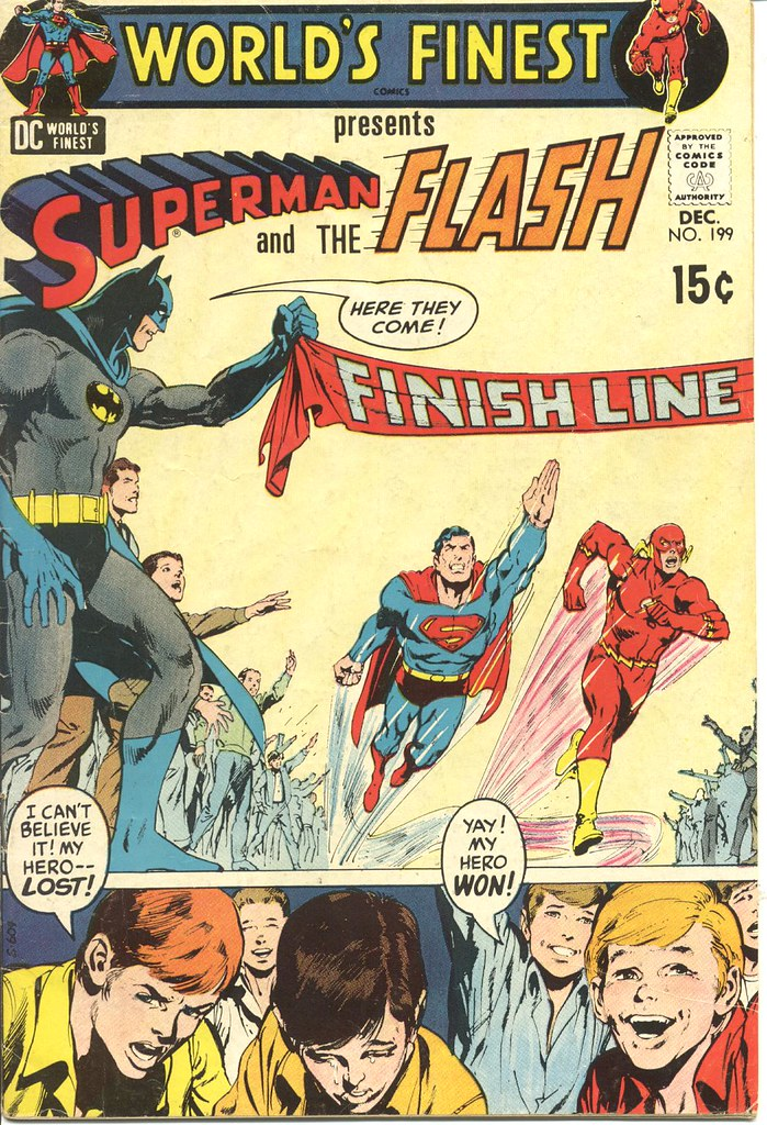 World's Finest 199