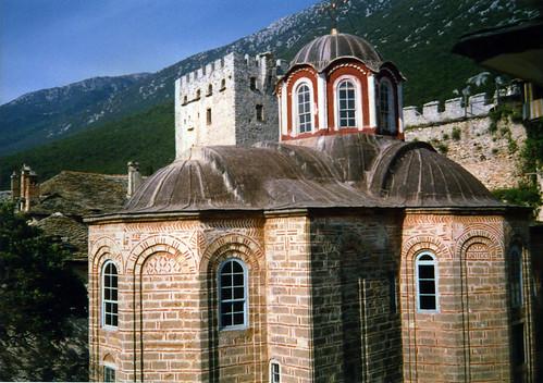 Lavras - chapel