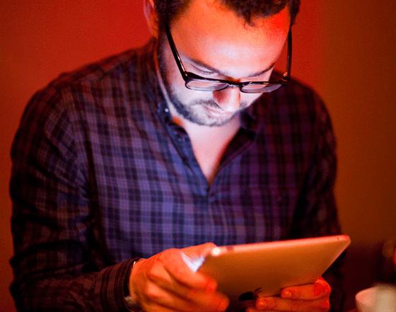 Igor and the iPad