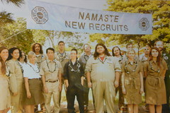 DHARMA new recruit photograph