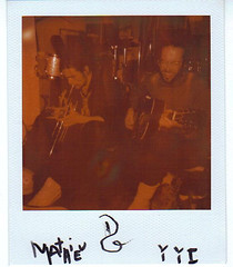Polaroid (PX 600 FF): You Yourself & i