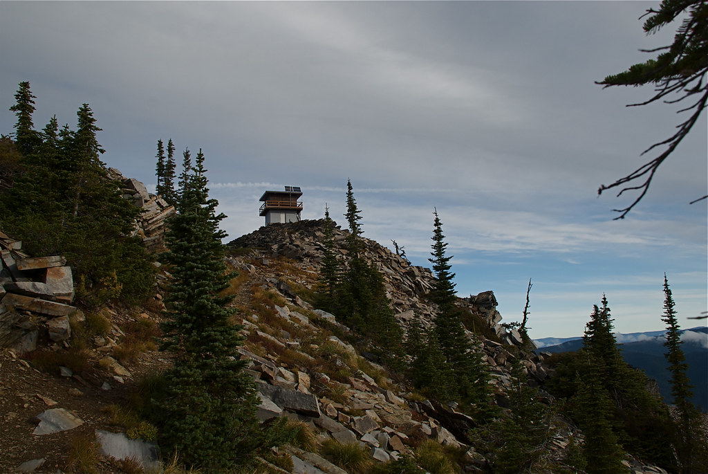 Eddy Mountain Lookout
