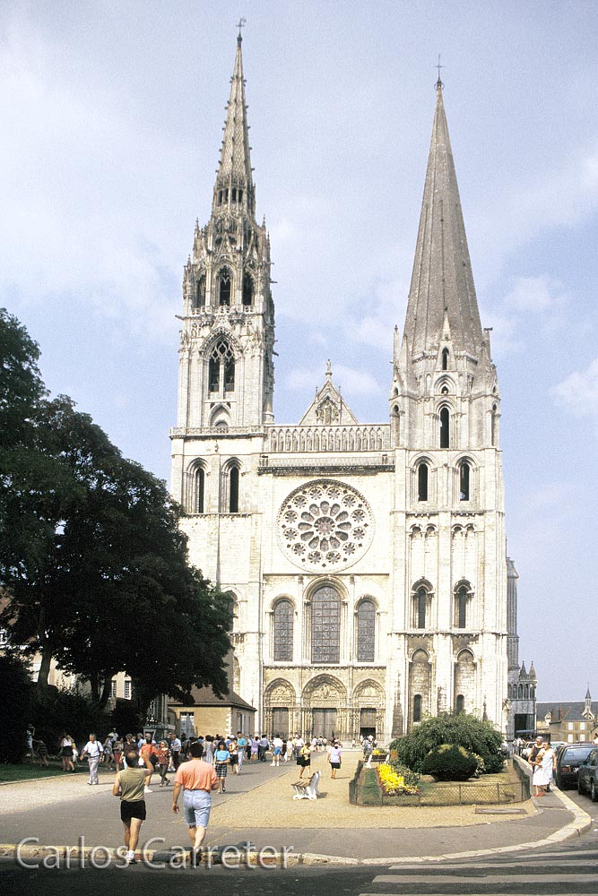 Chartres - Catedral