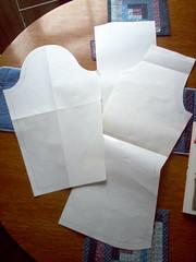 pattern draft