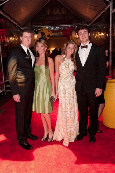 John Sheily, Lindsay Sutherland, Natasha Gerber, Brandon Child