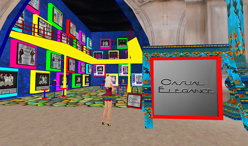 Clothing Fair - Hey, it's Twinky's store!
