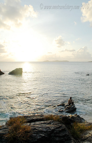 The Thinker, Calaguas Island, Camarines Norte