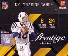 2010 Panini Prestige box