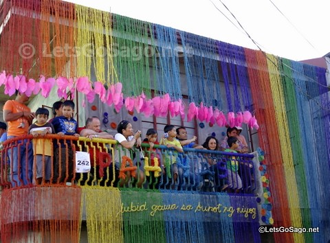 Pahoyas Festival in Lucban Quezon
