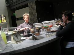 Elizabeth Falkner at Pop Up Bake Sale