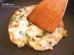 「出入廚房」不用豬油! 做出酥皮蔥油餅 Flaky Bread with Chives @ 雅迪斯 ArDisBlossom :: 痞客邦