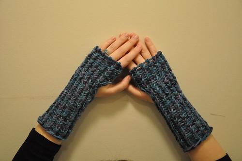 Alice FIngerless Gloves
