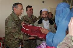 Contingente Italiano a sostegno delle donne afghane
