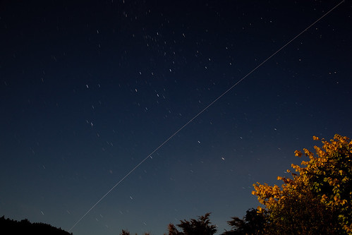 International Space Station over Upper Hutt, 30-Jan-10 by lancea.